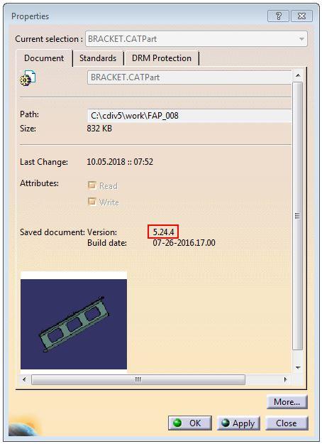 catia software latest version